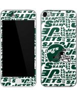 New York Jets - Blast Alternate Apple iPod Skin