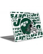 New York Jets - Blast Alternate Apple MacBook Air Skin