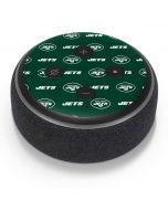 New York Jets Blitz Series Amazon Echo Dot Skin