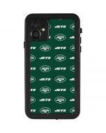 New York Jets Blitz Series iPhone 11 Waterproof Case