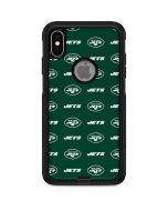 New York Jets Blitz Series Otterbox Commuter iPhone Skin