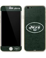 New York Jets Distressed iPhone 6/6s Skin