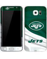 New York Jets Galaxy S6 Edge Skin