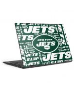 New York Jets Green Blast HP Envy Skin