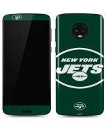 New York Jets Large Logo Moto G6 Skin