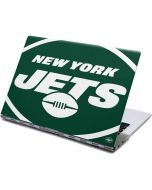 New York Jets Large Logo Yoga 910 2-in-1 14in Touch-Screen Skin