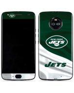 New York Jets Moto X4 Skin