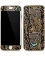 New York Jets Realtree AP Camo iPhone 6/6s Skin