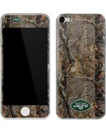 New York Jets Realtree AP Camo Apple iPod Skin