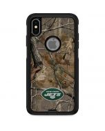 New York Jets Realtree AP Camo Otterbox Commuter iPhone Skin
