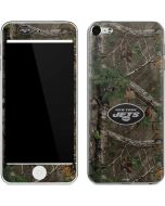 New York Jets Realtree Xtra Green Camo Apple iPod Skin
