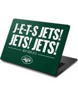 New York Jets Team Motto Dell Chromebook Skin