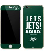 New York Jets Team Motto iPhone 6/6s Skin