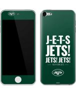 New York Jets Team Motto Apple iPod Skin