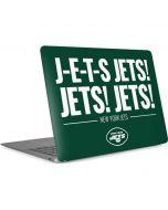 New York Jets Team Motto Apple MacBook Air Skin