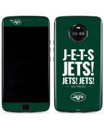 New York Jets Team Motto Moto X4 Skin