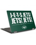 New York Jets Team Motto Dell XPS Skin