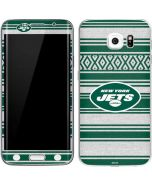 New York Jets Trailblazer Galaxy S6 Edge Skin