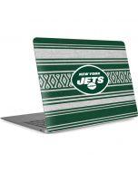 New York Jets Trailblazer Apple MacBook Air Skin