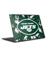 New York Jets Tropical Print HP Envy Skin