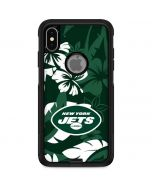 New York Jets Tropical Print Otterbox Commuter iPhone Skin