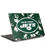 New York Jets Tropical Print Dell XPS Skin