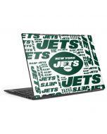 New York Jets White Blast HP Envy Skin