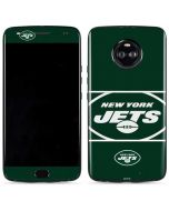 New York Jets Zone Block Moto X4 Skin