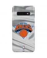 New York Knicks Away Jersey Galaxy S10 Plus Lite Case