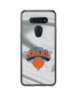 New York Knicks Away Jersey LG K51/Q51 Clear Case