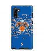 New York Knicks Blast Galaxy Note 10 Pro Case