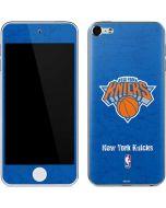 New York Knicks Blue Primary Logo Apple iPod Skin