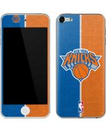 New York Knicks Canvas Apple iPod Skin