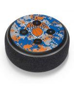New York Knicks Digi Camo Amazon Echo Dot Skin