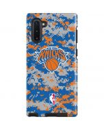 New York Knicks Digi Camo Galaxy Note 10 Pro Case