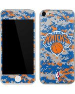 New York Knicks Digi Camo Apple iPod Skin