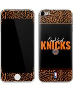 New York Knicks Elephant Print Apple iPod Skin