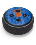 New York Knicks Hardwood Classics Amazon Echo Dot Skin