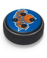New York Knicks Large Logo Amazon Echo Dot Skin