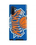 New York Knicks Large Logo Galaxy Note 10 Pro Case