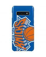 New York Knicks Large Logo Galaxy S10 Plus Lite Case