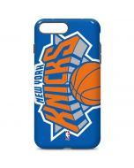 New York Knicks Large Logo iPhone 7 Plus Pro Case