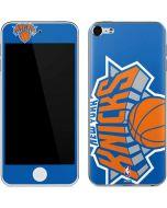 New York Knicks Large Logo Apple iPod Skin