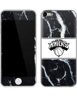 New York Knicks Marble Apple iPod Skin