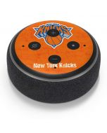 New York Knicks Orange Primary Logo Amazon Echo Dot Skin