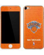 New York Knicks Orange Primary Logo Apple iPod Skin