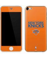 New York Knicks Standard - Orange Apple iPod Skin
