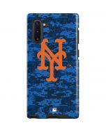 New York Mets Digi Camo Galaxy Note 10 Pro Case