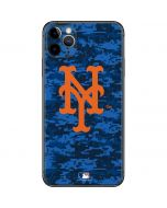 New York Mets Digi Camo iPhone 11 Pro Max Skin