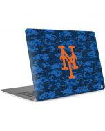 New York Mets Digi Camo Apple MacBook Air Skin